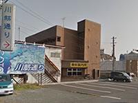 雄琴ソープ街川筋通りの写真